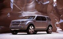 Ford Explorer America Concept : gentil colosse