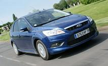 Essai Ford Focus 1.6 TDCI 110 ECOnetic : bonne éthique