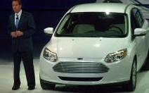 Diaporama : Ford Focus électrique