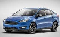 Ford Focus : la version tricorps restylée à son tour