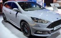 Mondial Auto 2014 : Ford Focus ST restylée, place au diesel