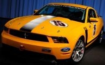 Ford Mustang Boss 302R : hommage à Parnelli Jones
