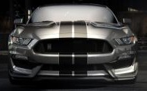 Ford Mustang Shelby GT350: l'Amérique nous nargue