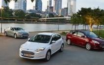 Ford lancera trois véhicules électrifiés en Europe d'ici 2014
