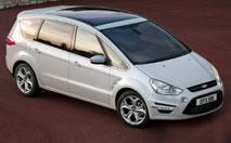 Ford S-Max et Galaxy : peau neuve pour 2010