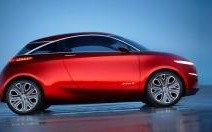 Ford Start Concept : Un bel écrin pour le 3 cylindres Ford