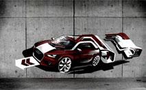 L'Audi A1 se dévoile doucement