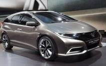 Future Honda Civic Tourer: La Civic s'offre un break