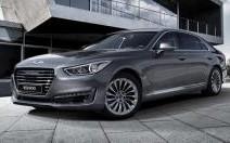 Genesis G90: la limousine selon Hyundai
