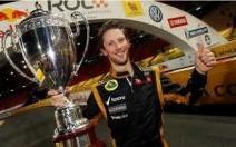Romain Grosjean remporte la Race of Champions