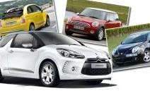 La Citroën DS3 face à ses rivales