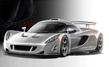 Hennessey Venom GT : la plus rapide du monde ?