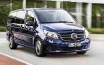 Le nouveau Mercedes classe V dévoilé
