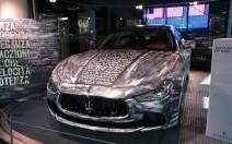 L'exposition Maserati prolongée au Fiat Motorvillage
