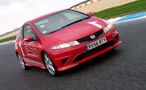 Honda Civic Type R : bad girl !