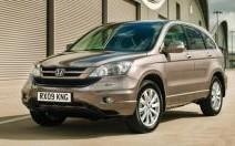 Le Honda CR-V affûte son diesel et s'offre une boîte auto