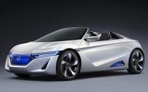 Honda EV-STER : Bourrasque électrique