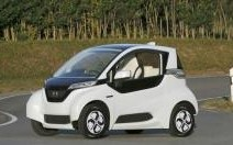 Honda Micro Commuter : Le Twizy selon Honda se précise