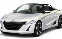 Honda S660 Concept : ça va pétiller à Tokyo