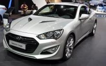 Hyundai Genesis Coupé restylé : plus affirmé