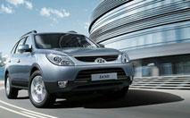Hyundai ix55 : passage en force