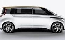 Volkswagen BUDD-e: 533 km d'autonomie et commande gestuelle à bord