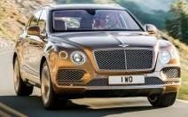 Feu vert pour le Bentley Bentayga coupé