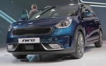Kia Niro: le SUV hybride à la conquête de l'Europe