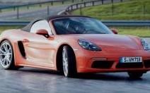 La Porsche 718 Boxster dévoile tout son potentiel à Silverstone