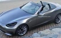 La nouvelle Tesla Roadster imaginée avec des airs de Model 3