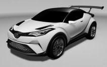Toyota C-HR : une version épicée pour concurrencer le Juke Nismo RS ?