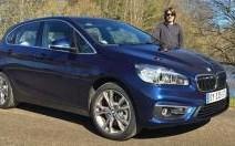 Essai BMW 225xe Active Tourer : se faire oublier en ville