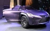 Lexus UX Concept : encore un concurrent pour le BMW X4 ?