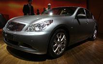 Infiniti G37 : le haut de gamme selon Nissan
