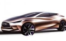 Le concept Q30 annoncera à Francfort la prochaine Infiniti compacte