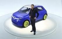 Renault Twin'Z Concept : les confidences d'un designer