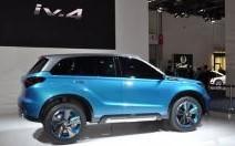 iV.4 Concept, l'atout charme de Suzuki