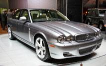 Jaguar XJ : le nouveau nez !