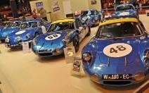 Hommage pour le créateur d'Alpine à Rétromobile