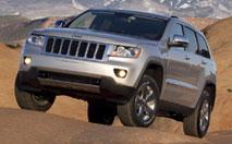 Jeep Grand Cherokee 2011 : inopportun ?