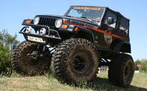 Jeep Wrangler Indian Chief : la Jeep de l'extrême !