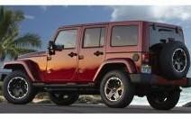 Une nouvelle série limitée pour la Jeep Wrangler
