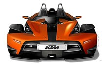 KTM X-Bow : l'orange qui décoiffe