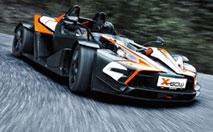 KTM X-BOW R : 300 ch pour la barquette autrichienne
