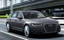 Audi préparerait une A6 Sportback e-tron pour le salon de Francfort