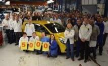 La 5 000e Renault Clio IV R.S. est sortie de l'usine de Dieppe