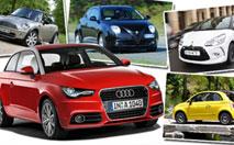 L'Audi A1 face à ses rivales