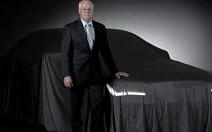 Future Audi A8 : voilée... pour commencer