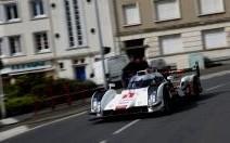 Audi parade au Mans avec une R18 e-tron quattro aux couleurs inédites