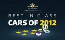 Les voitures les plus sûres de 2012 selon Euro NCAP